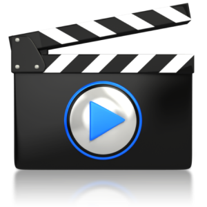 Multimedia Icon For the Movie function
